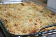 Traditional Thanksgiving Dressing with a Southern Twist: Biscuit-Cornbread Dressing - Ingredients, Inc.