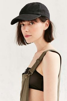 Outfitters Washed Canvas Baseball Hat, $20, available at Urban Outfitters. So versatile!