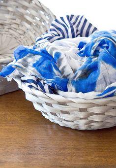 Make Dollar-Store Baskets Stunning