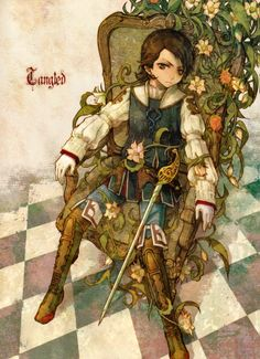 Final Fantasy 12 BL Doujinshi - Tangled (Al-Cid x Larsa) Final Fantasy Anime, Final Fantasy Characters, D D Characters, Fantasy Series, Fictional Characters, Pretty Art, Doujinshi, Tangled, Finals
