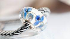 Berlin Germany, Great Love, Lampwork Beads, Core, Sapphire, Artisan, Detail, Chain, Studio