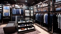 The new Canali boutique at Belmond Grand Hotel Europe / Гранд Отель Европа in Санкт-Петербург #menswear #mensfashion #luxury #retail #stores #russia #stpetersburg