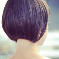 Beautiful precise bob line. #EchoSpaAndSalon #Hairstyles #Beauty