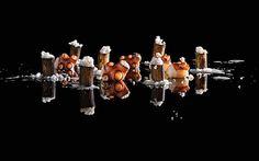 Pic of the day – L'estetica del cibo Comme Un Chef, Grand Chef, Italian Chef, Best Chef, Molecular Gastronomy, Culinary Arts, Food Presentation, Wine Recipes, Food Art