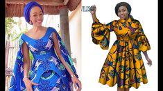 Long Ankara Dresses, Ankara Skirt And Blouse, African Fashion Dresses, Ankara Styles, Stylish, Lady, Unique, Skirts, Skirt