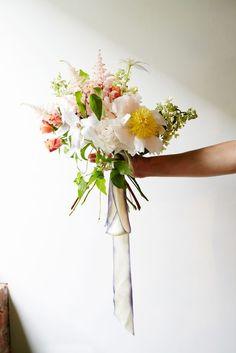 DIY Wedding Bouquets - Flower Arranging Tips