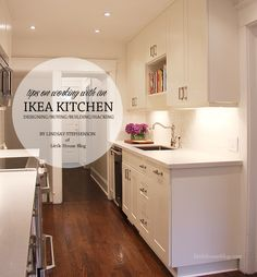 Tips & Tricks for Buying an Ikea Kitchen e. DO BUY an Ikea door to bring around town with you as you try to match elements for your kitchen. Kitchen Redo, New Kitchen, Kitchen Remodel, Kitchen Dining, Kitchen Cabinets, Ikea Cabinets, Kitchen Tips, White Cabinets, Kitchen Recipes