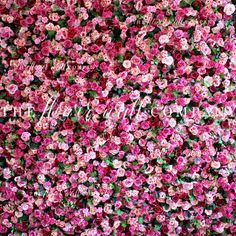 A gorgeous custom flower wall by us - the client was inspired by the famous Dior floral backdrop! We love it! Perfect for romantic weddings and events!