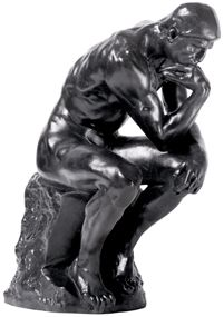 The Met Store - Rodin: The Thinker