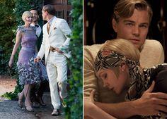 Great Gatsby style, Cary Mulligan and Leonardo DiCaprio The Great Gatsby Movie, Great Gatsby Fashion, Gatsby Style, Flapper Style, Flapper Fashion, Women's Fashion, Carey Mulligan, Film Review, Movie Costumes