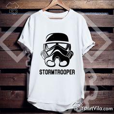 Stormtrooper Tshirt – Tshirt Adult Unisex Size S-3XL