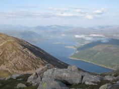 Kintail from kyleakin