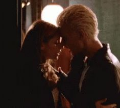 The perfect Spuffy Buffy Spike Animated GIF for your conversation. Spike Buffy, Buffy The Vampire Slayer, Vampire Stories, Raise The Dead, Dylan Sprouse, Sarah Michelle Gellar, Great Tv Shows, The Vamps, Best Shows Ever