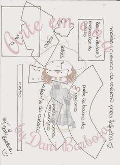 Tá friozinho né??              Gorros e cachecóis foram feitos pela Marisa Gallego             E aqui estão os moldes dessas fofuras.   ...