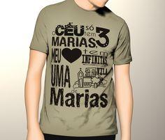 Estampa para Camiseta - Sarau da Maria 1