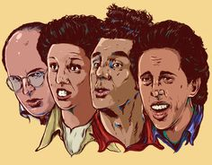 "Check out my @Behance project: ""Seinfeld - Personal Project 2016"" https://www.behance.net/gallery/47611463/Seinfeld-Personal-Project-2016"