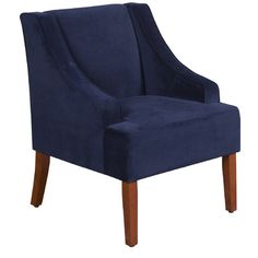 Found it at Wayfair - Swoop Arm Chair