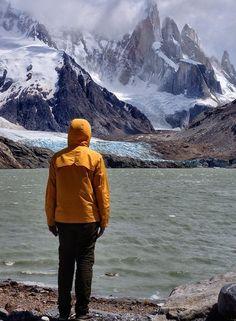 Jedidiah Jenkins in Patagonia