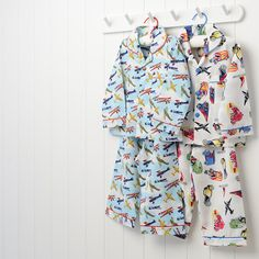 Pyjamas from Cologne and Cotton