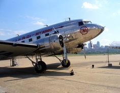 We welcome you to the Airline History Museum in Downtown Kansas City!