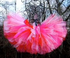 Tutu's are amazingly easy to make and once you know how it's kind of hard to stop yourself from making them for every occasion and for no reason at all.  I have pick my two favorite how…