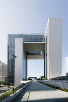 Sede de Gobierno de HKSAR / Rocco Design Architects (Admiralty, Hong Kong) #architecture