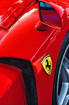 Stop dreaming and just make it happen! CLICK the IMAGE to learn how to make money in your free time to buy awesome stuff! Ferrari Fxx, Ferrari Logo, Lamborghini, Bespoke Cars, Lexus Lx570, Exotic Sports Cars, Car And Driver, Car Wallpapers, Amazing Cars