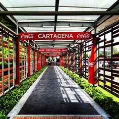 Aeropuerto Internacional Rafael Nuñez (CTG) en Cartagena de Indias, Bolívar