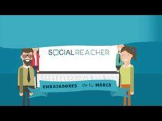 SocialReacher, Donde Empresa y Empleados Trabajan en Equipo | es Marketing Digital