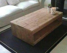 Van on pinterest - Concrete effect tafel ...