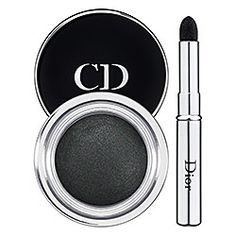 Dior - Diorshow Fusion Mono Long-Wear Professional Mirror-Shine Eyeshadow in 091 Nocturne - shimmering black  #sephora