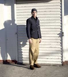 Jacket - Sassafras Pants - orSlow