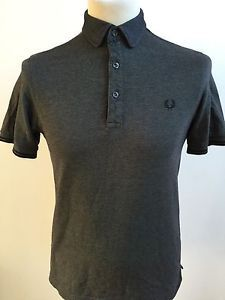 c4777f54 PRETTY GREEN Mens GREEN Polo Shirt SPOTTED Size SMALL | eBay | Our ...