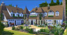 Ranch at Tanitas8 Sims • Sims 4 Updates