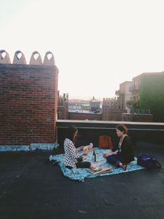 rooftop magic //