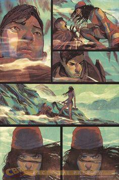 COMICS: Lady Bullseye Strikes In New Mike Del Mundo Artwork From ELEKTRA #1