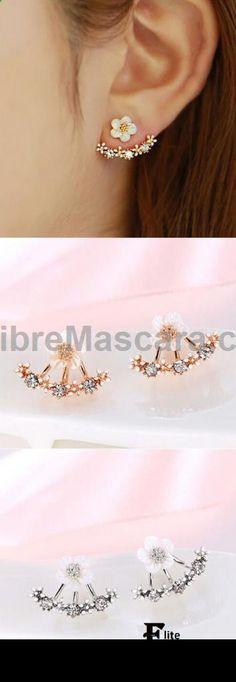 Daisy Flower Earrings - perfect earrings
