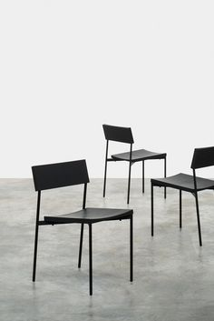 Stackable chair HENNING