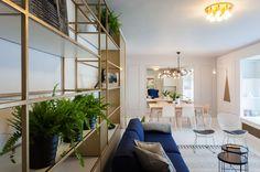 Kuma Nordic House – Scandinavian Design by Rosu-Ciocodeica Nordic Design, Nordic Style, Scandinavian Design, Cafe Interior, Interior Styling, Interior Design, Duplex Apartment, Apartment Design, Shop Front Design