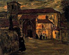 El expresionismo trágico de José Gutierrez Solana | Trianarts