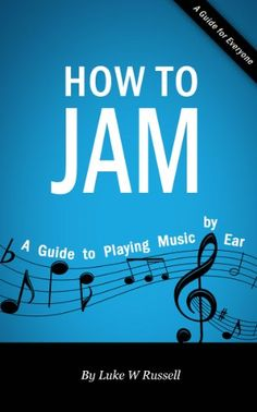 """Free Kindle Book For A Limited Time : How to Jam - A Guide to Playing Music by Ear - Have you ever wondered why people with traditional music lessons cannot play music by ear? While the answer is simple, this book guides you into the world of playing music by ear. Many people think that those who can play music by ear are """"gifted"""". However, I am here to tell you that they are not.This book has been written by a musician for musicians and non-musicians. Anyone can learn to make music by ear…"""