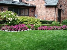 low maintenance landscaping for vacation house | Backyard Home Landscaping Ideas Gardening Back Yard Homes California ...