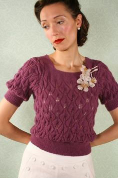 Just Call Me Ruby - Blog for Susan Crawford Vintage Knitting