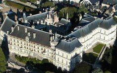 Chateau Royal de Blois - França