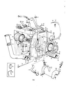 Guitar Drawing Image This Is An Exploded View Of A Steel