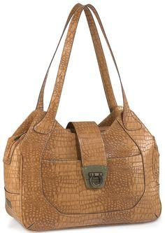 ... mit moderner Krokoprägung von Betty Barclay Accessories                Very elegant Betty Barclay Accessories shoulder bag with modern croc  elements 18fa4bb2e1fe6