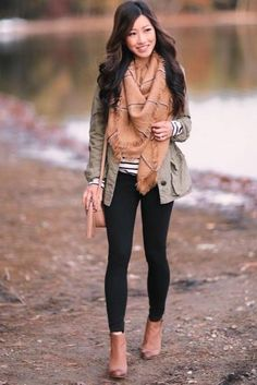 Stylish Sophisticated Winter Outfit Ideas With Scarf To Copy This Moment Mode Outfits, New Outfits, Winter Outfits, Fashion Outfits, Outfits 2016, Winter Scarf Outfit, Dresses 2016, Winter Dresses, Everyday Outfits
