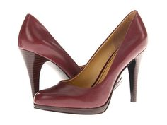 Nine West Rocha- love the color!