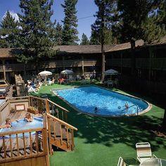 The Lodge at Lake Tahoe  South Lake Tahoe, California