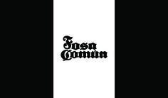Fosa Común // Logo